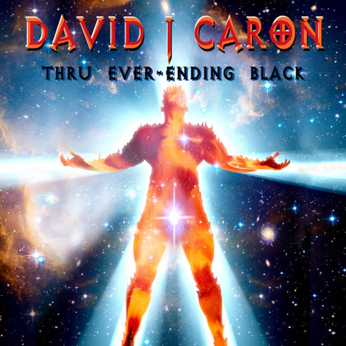 Thru Ever Ending Black cover art