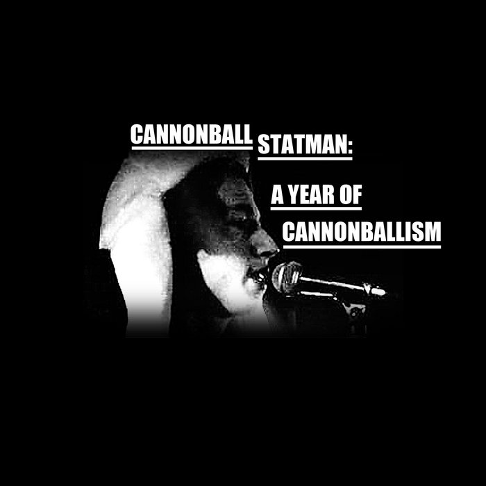 A Year of Cannonballism cover art