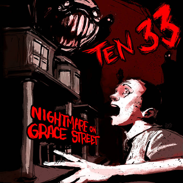 Nightmare On Grace Street cover art