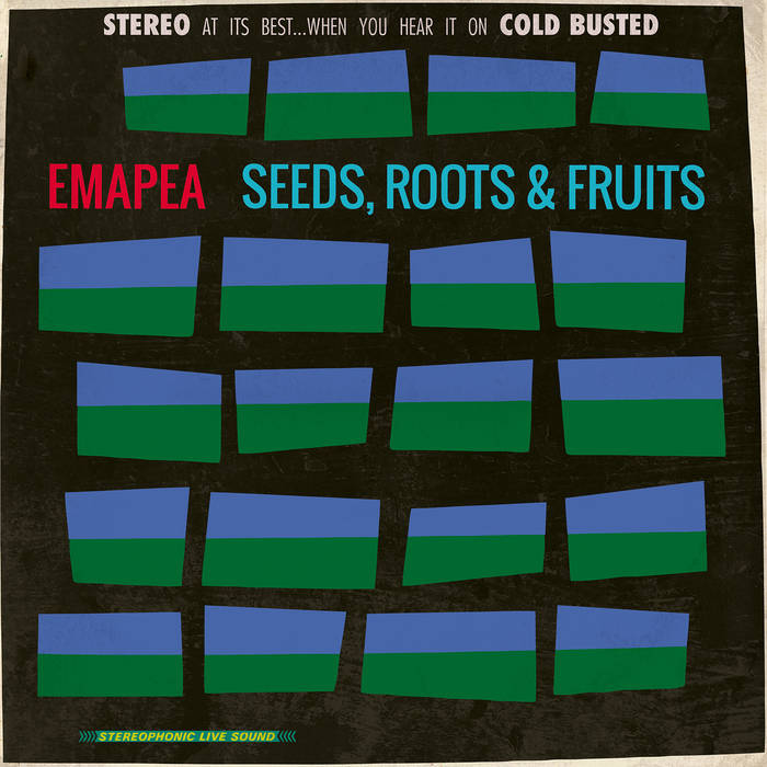 Seeds, Roots & Fruits cover art