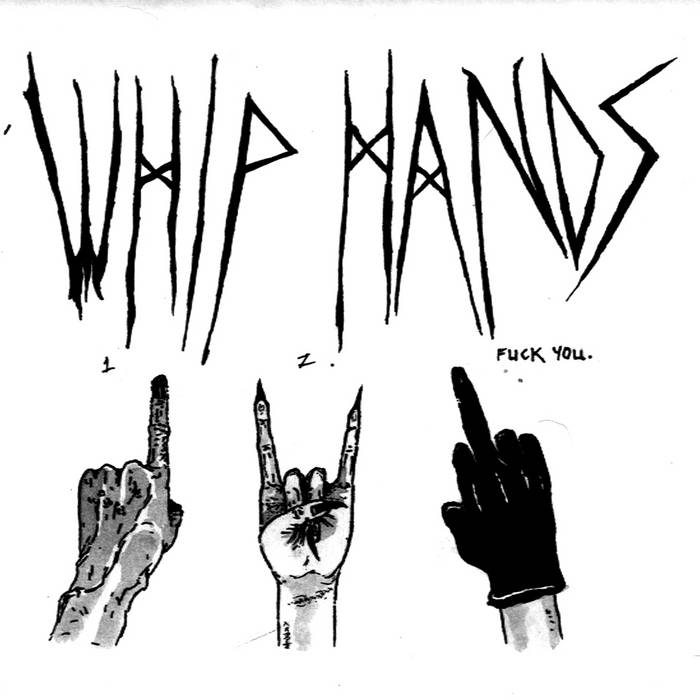 Whip Hands cover art