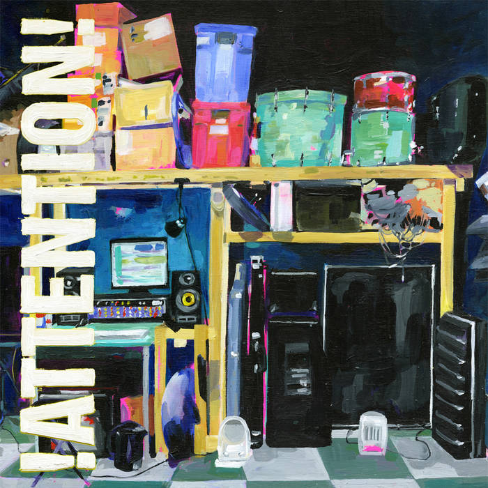 !ATTENTION! - S/T cover art