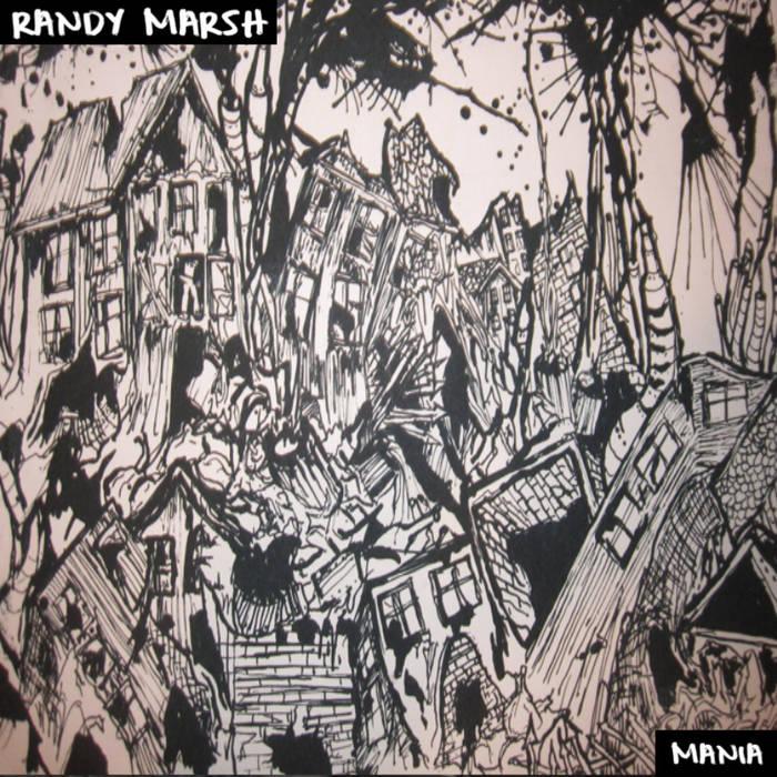 Mania cover art