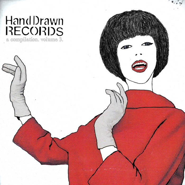 Hand Drawn Records - A Compilation. Volume 3. cover art