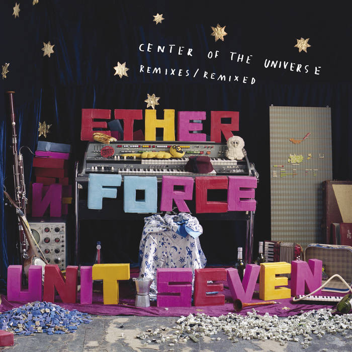Ether Force Unit Seven cover art