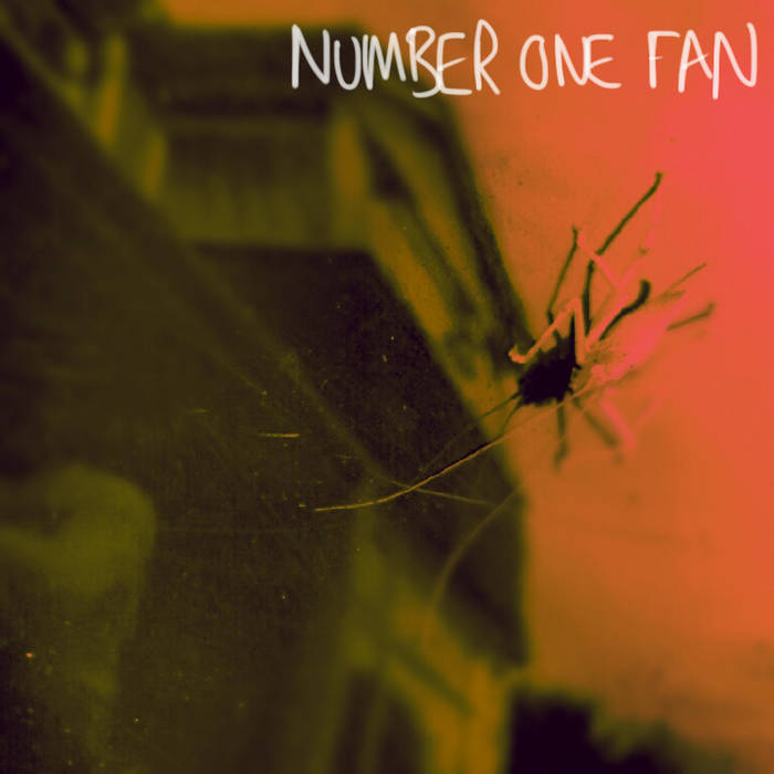 Number One Fan EP cover art
