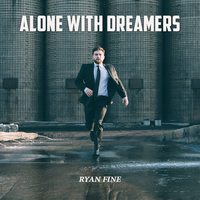 Alone with Dreamers cover art