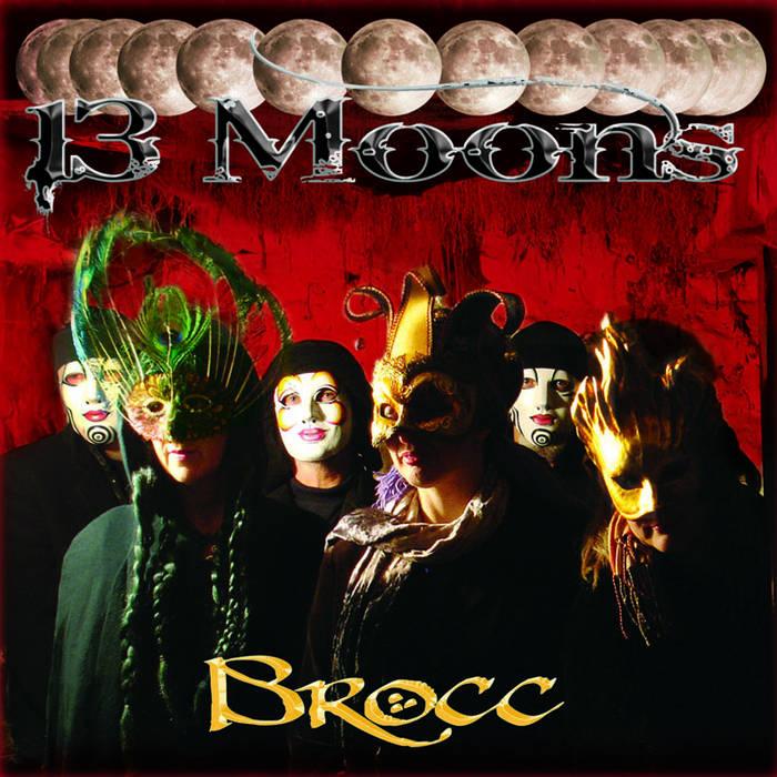 13 Moons cover art