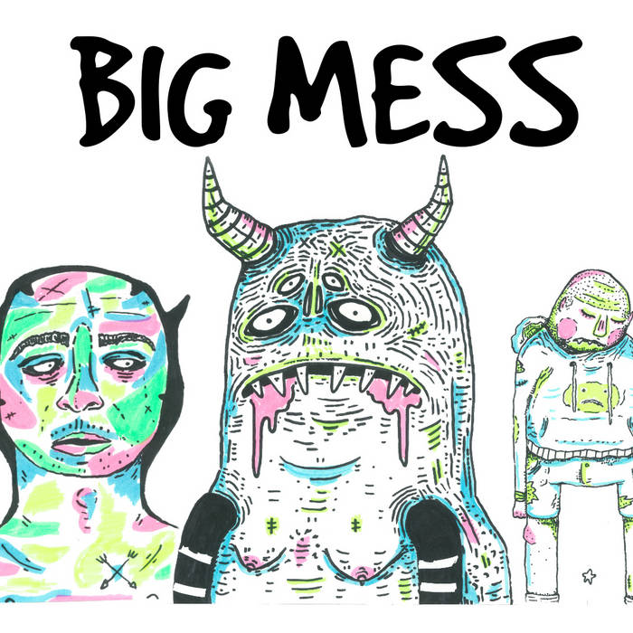 Big Mess cover art
