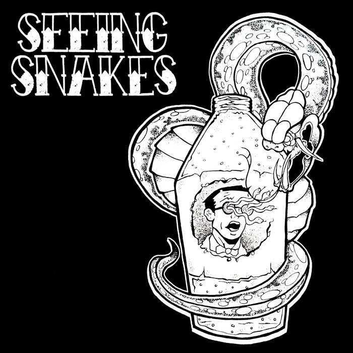 SEEING SNAKES cover art
