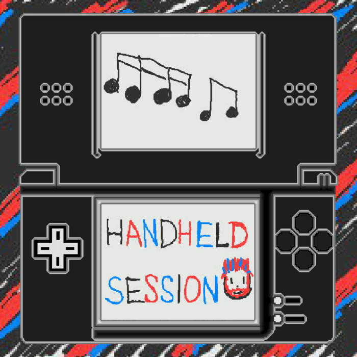 Handheld Sessions cover art