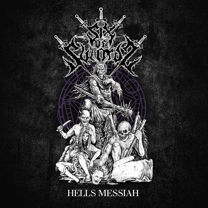 Hells Messiah cover art