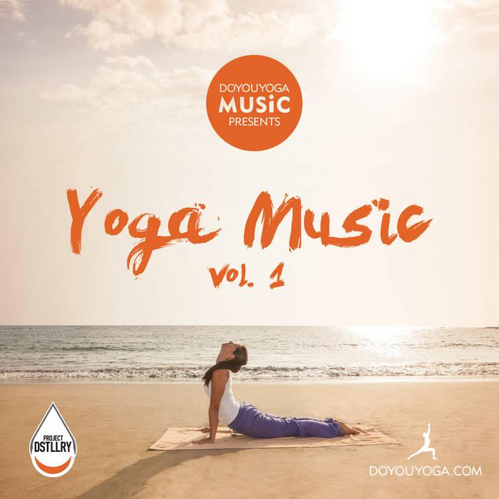 Yoga Music Vol. 1 cover art