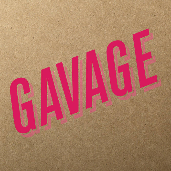 Gavage cover art