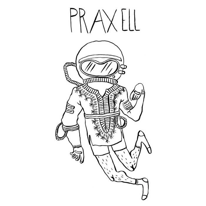 PRAXELL cover art