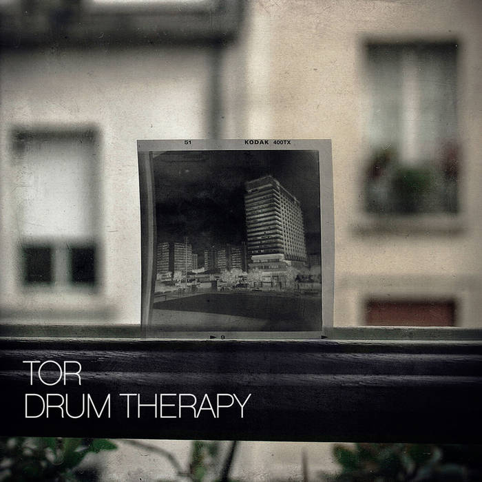 Drum Therapy cover art