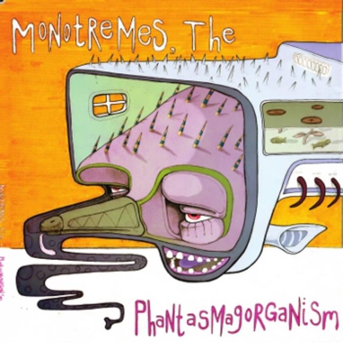 Phantasmagorganism EP cover art