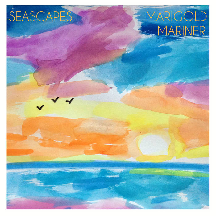 Seascapes cover art