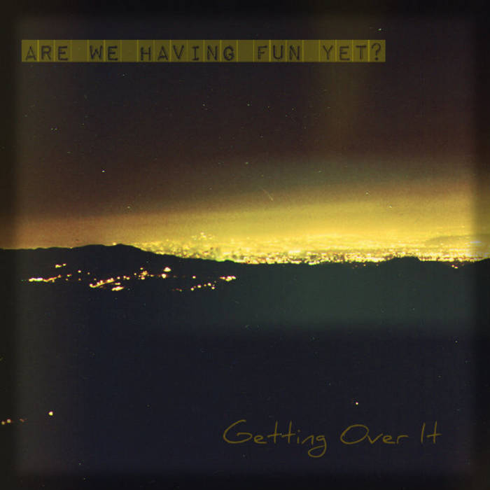Getting Over It cover art