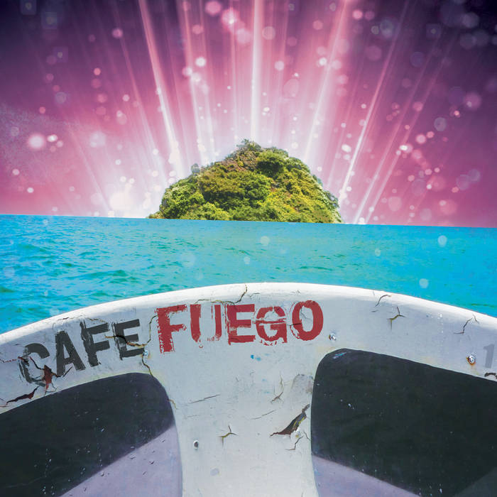 Cafe Fuego Vol. 1, Remixed EP cover art