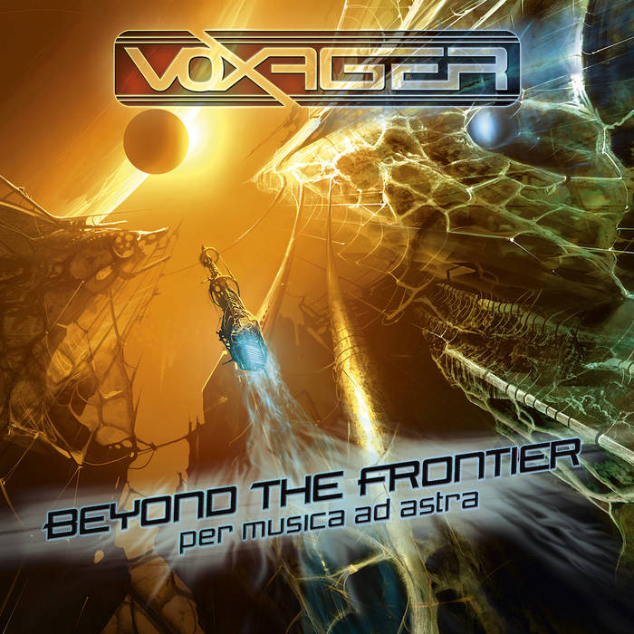 Beyond The Frontier cover art