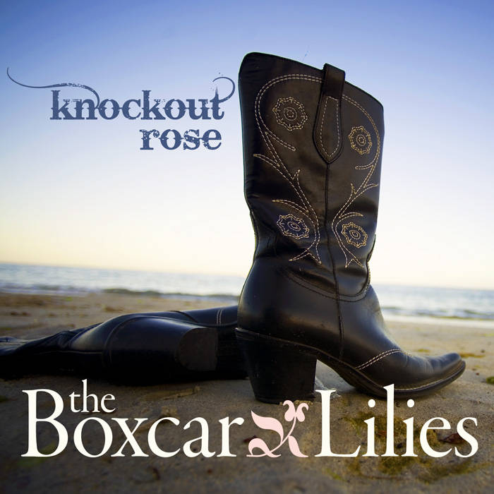 Knockout Rose cover art