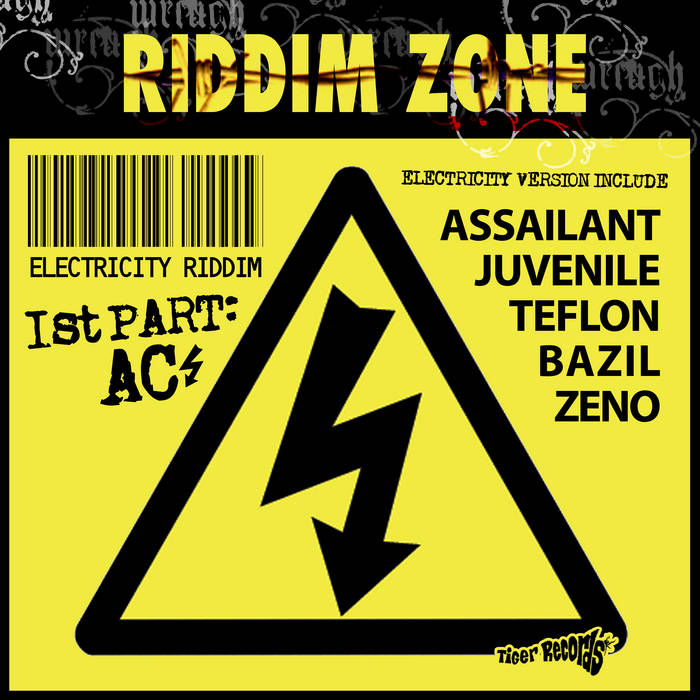 LP - ELECTRICITY RIDDIM Pt.1 AC cover art