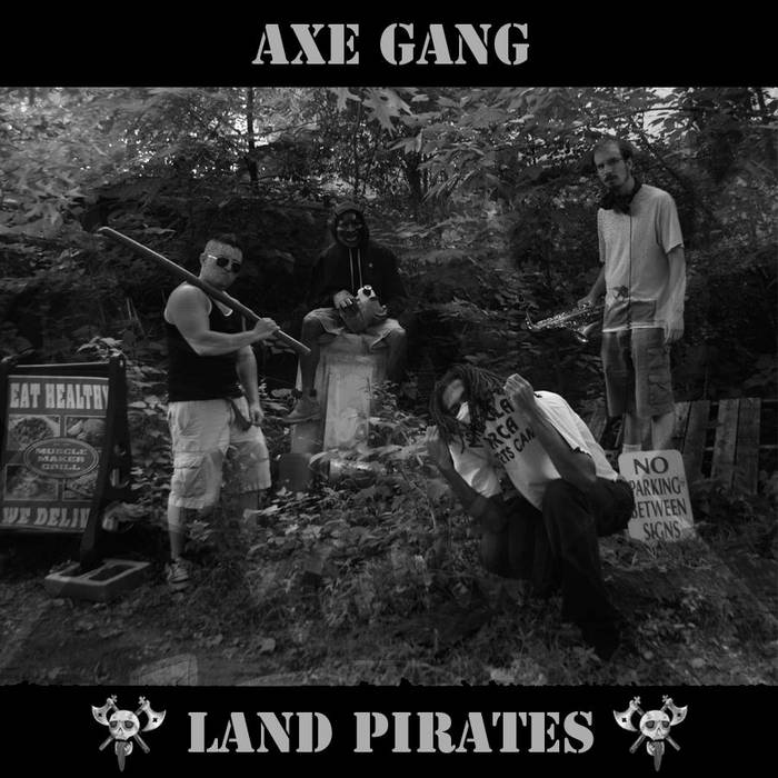 Land Pirates cover art