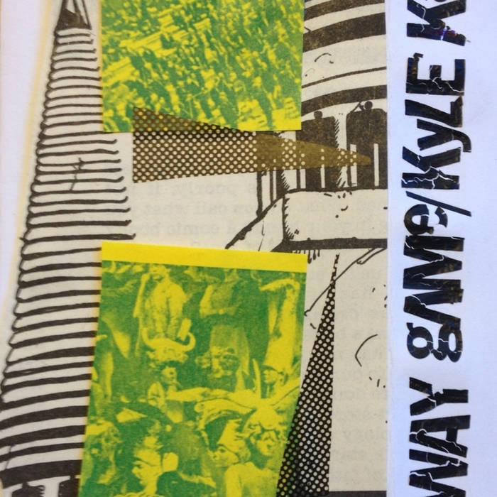 Kyle Kaos Split cover art