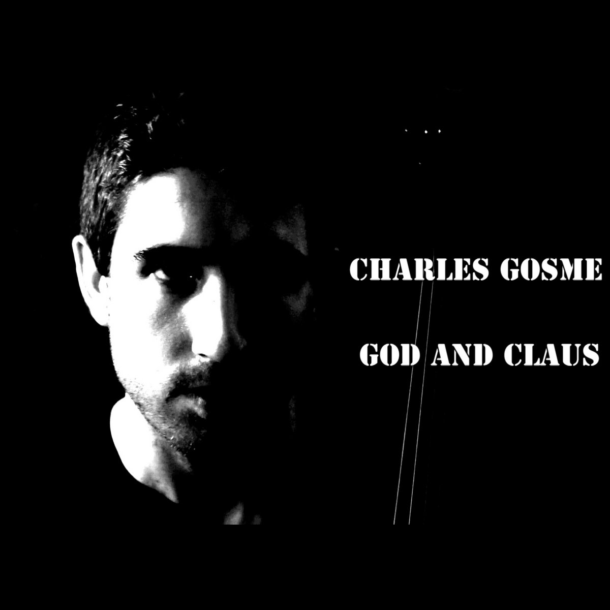 God and Claus by Charles Gosme