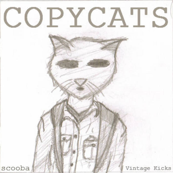COPYCATS cover art