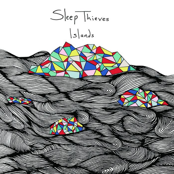 Islands cover art