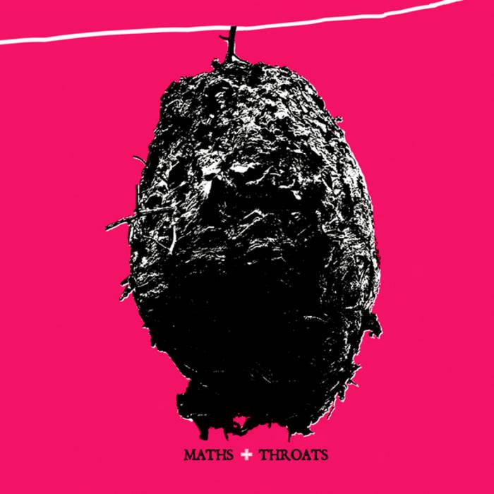 Maths/Throats Split cover art