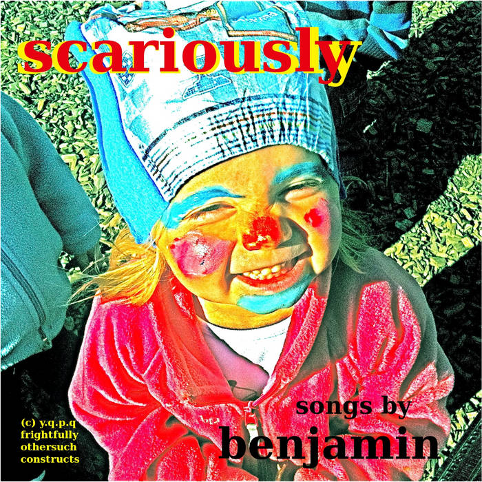 scariously cover art