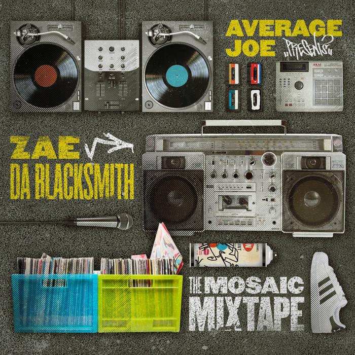 The Mosaic Mixtape cover art