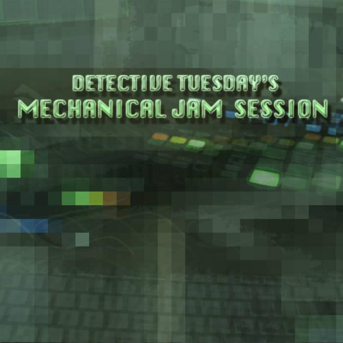 Mechanical Jam Session cover art