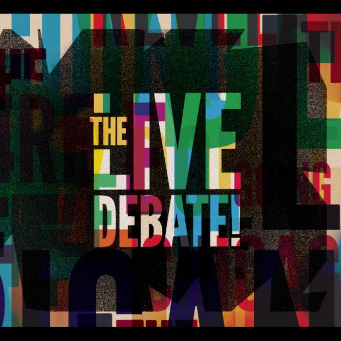 The Live Debate! cover art