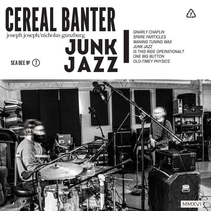 Junk Jazz cover art