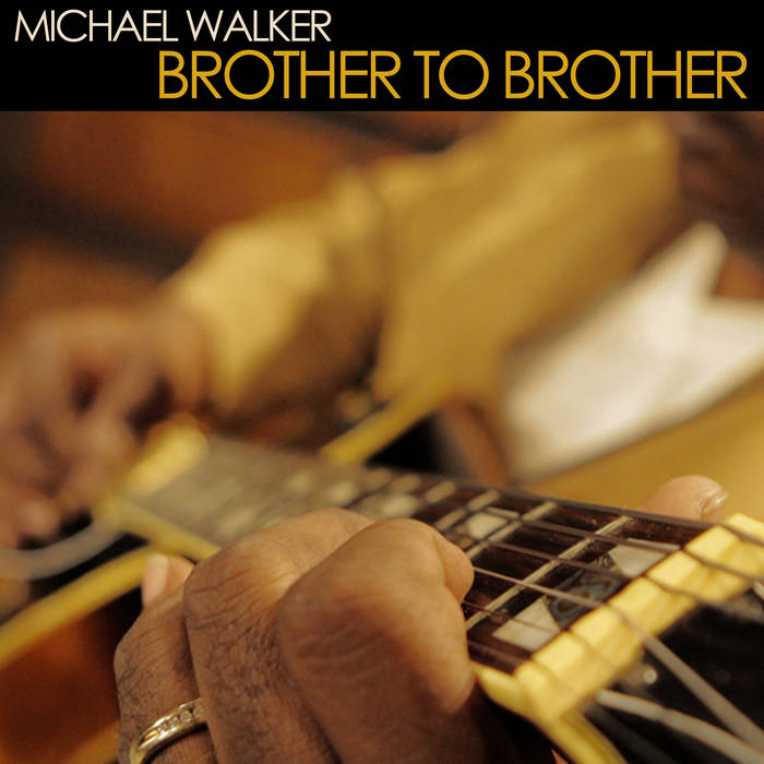 Brother to Brother by Michael Walker ft Karen Bernod cover art