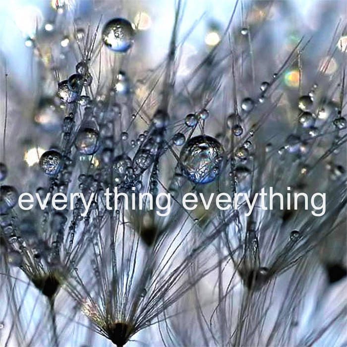 every thing everything cover art