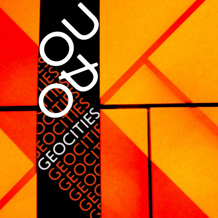 Geocities cover art