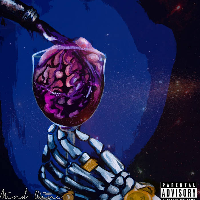 MindWine cover art