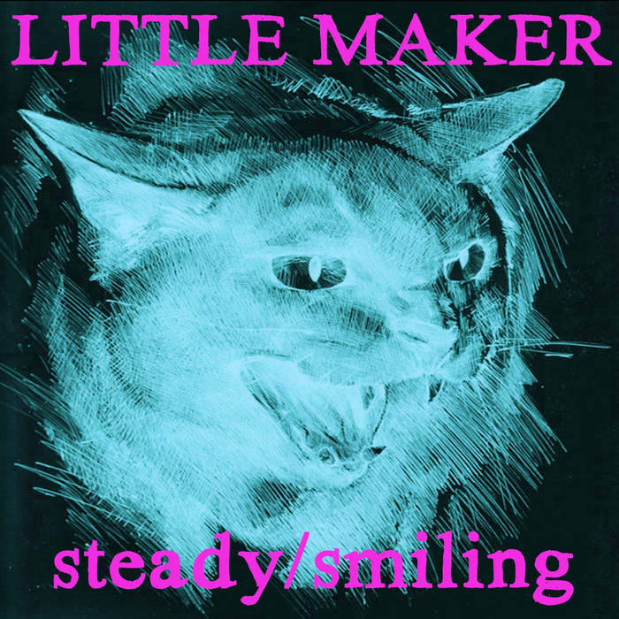 Steady Smiling cover art