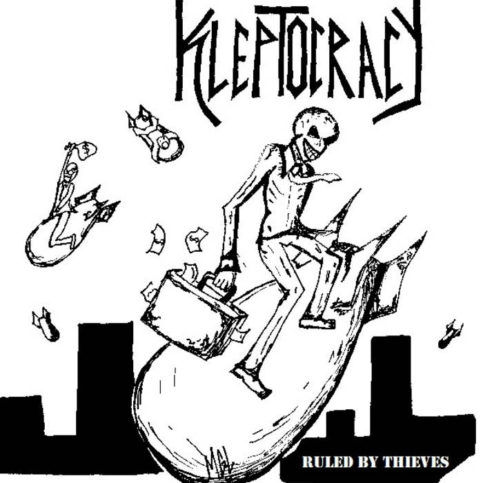 Ruled By Thieves cover art