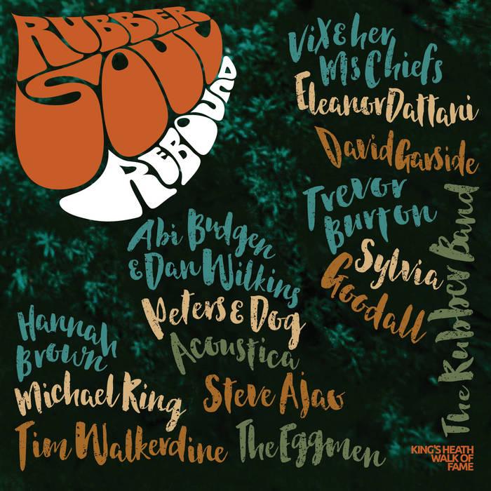 Rubber Soul Rebound cover art