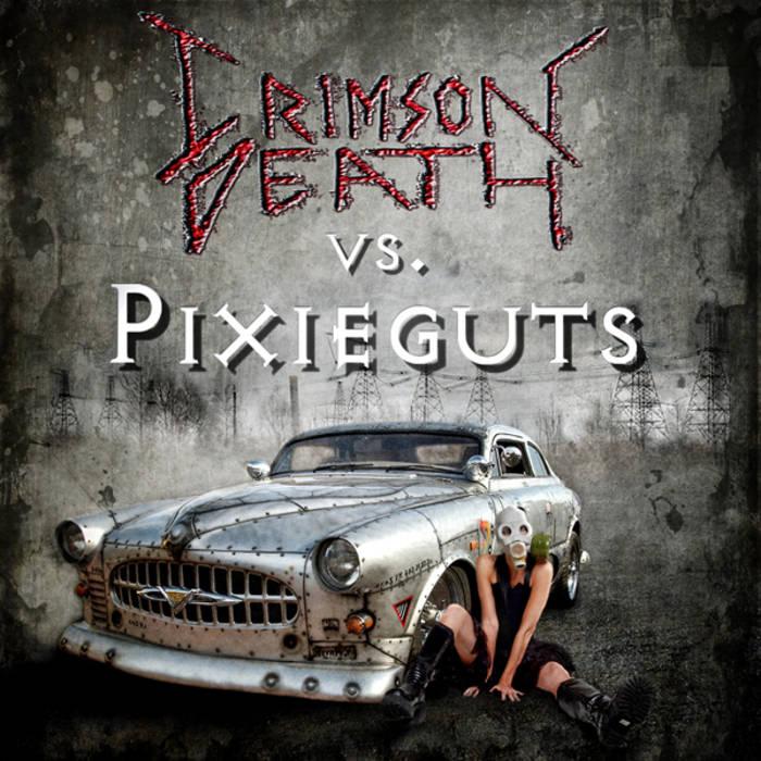 Crimson Death vs. Pixieguts cover art