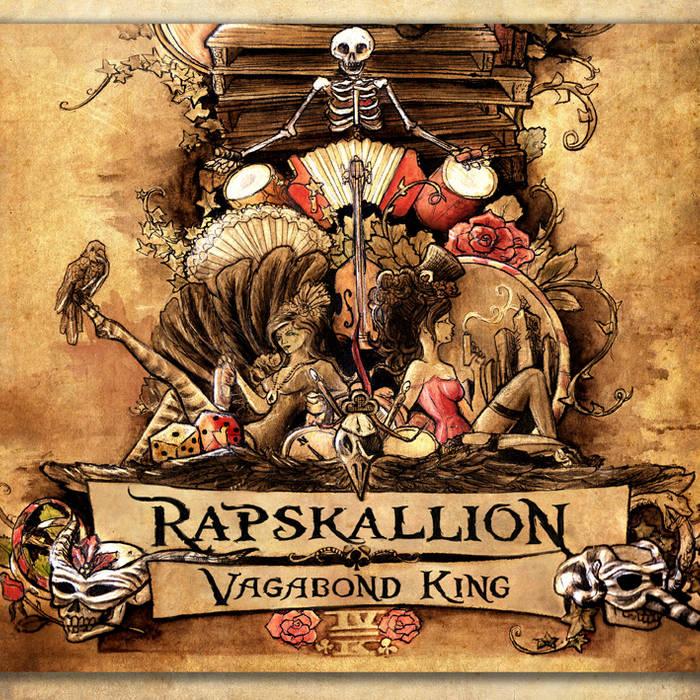 VAGABOND KING cover art