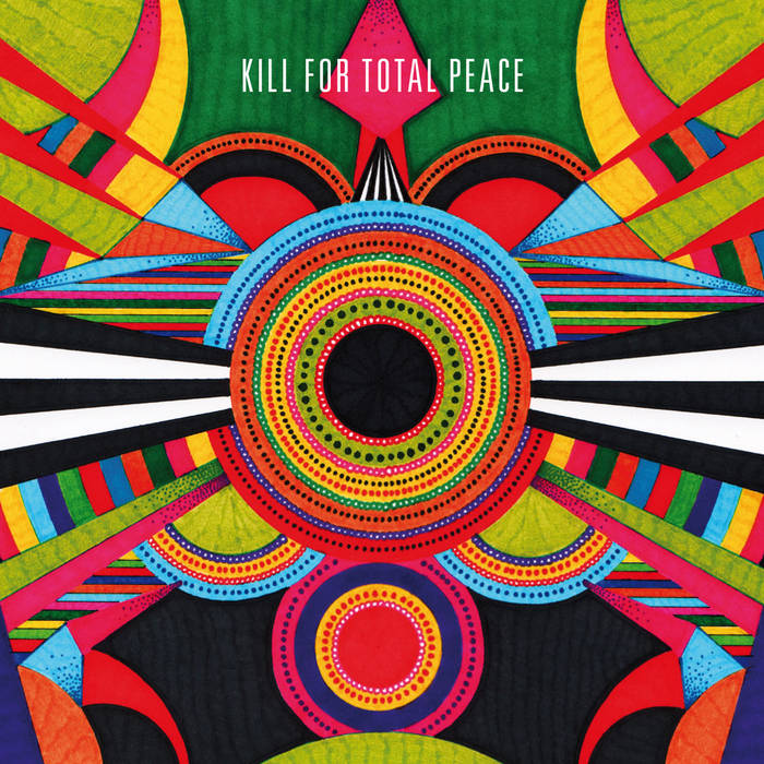 KILL FOR cover art