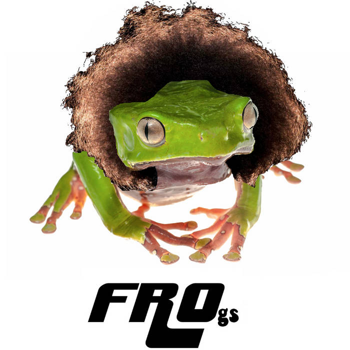 FROgs cover art