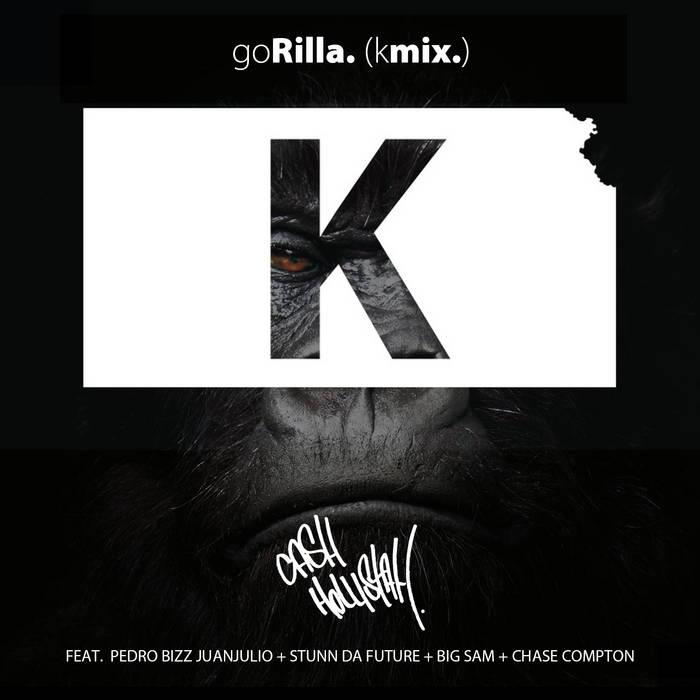 goRilla. (k-mix.) (feat. Pedro Bizz Juanjulio, Stunn da Future, Big Sam & Chase Compton) cover art